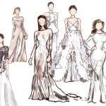 Тренды свадебной моды 2019