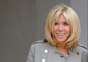 Жена президента Франции снялась в комедийном сериале