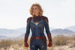 Первая от Marvel: вышел трейлер фильма «Капитан Марвел» о женщине-супергерое