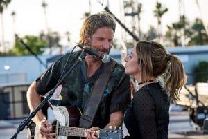 Леди Гага и Брэдли Купер спели дуэтом в новом клипе