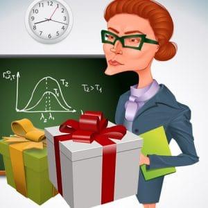 Педагогический совет: 5 самых удачных подарков учителю