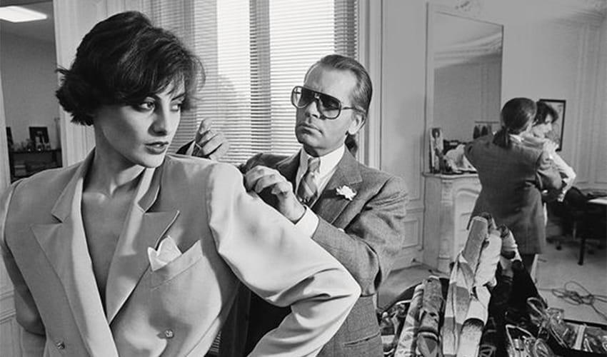 Карл Лагерфельд цитаты мода уроки стиля