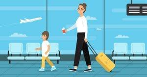 Мама сдавала в багаж: универсальный список для отпуска с ребенком