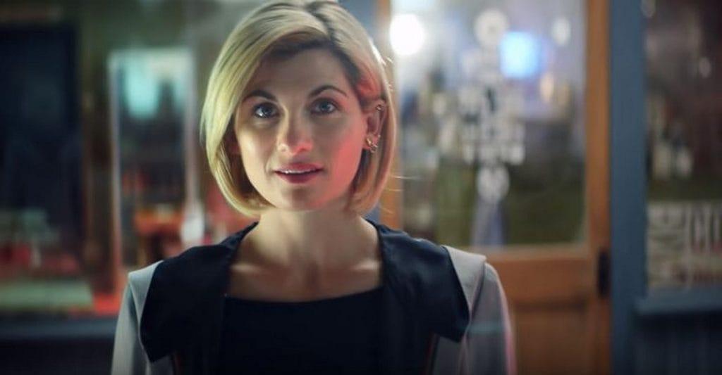 Для сериала «Доктор Кто» выпустили куклу Барби
