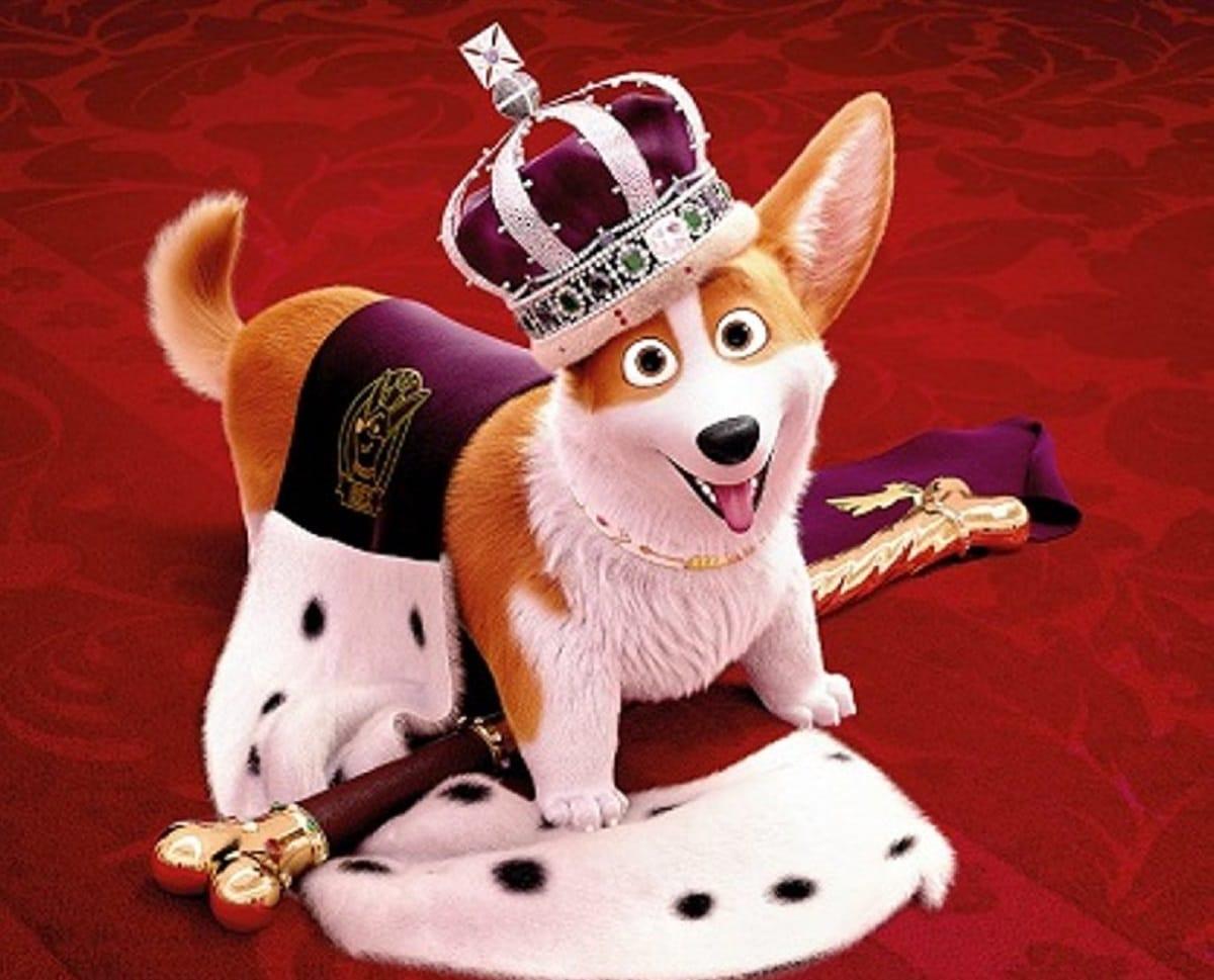 Вышел первый трейлер мультфильма «Королевский корги»