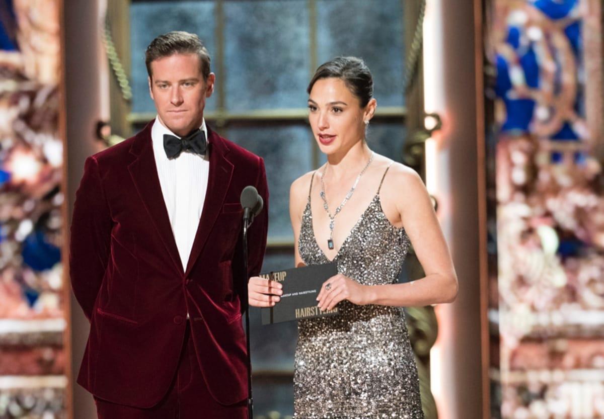Галь Гадот и Арми Хаммер снимутся в экранизации детектива Агаты Кристи