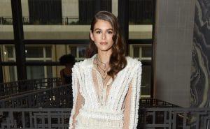 Кайя Гербер – новое лицо бренда Yves Saint Laurent