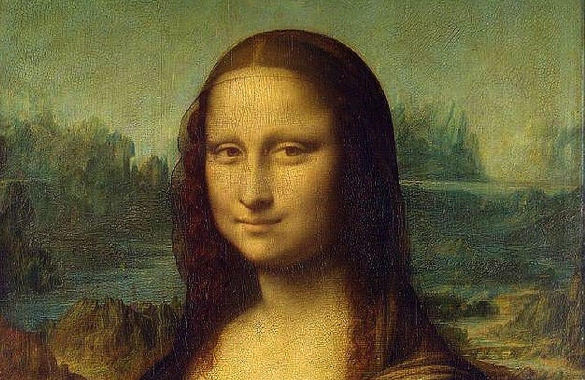 Гигантская «Мона Лиза» из крекеров была собрана в Японии