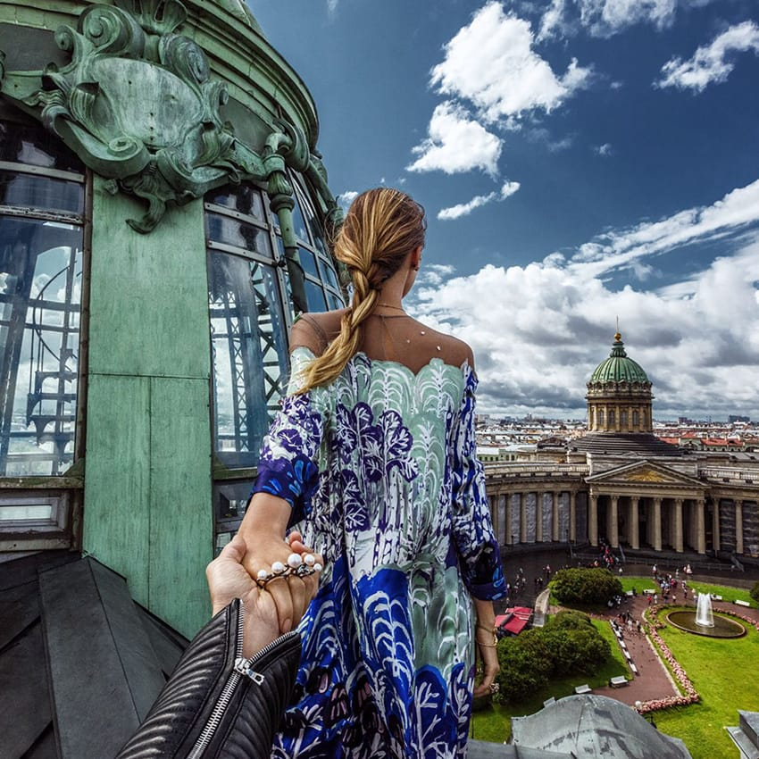 7 самых романтичных мест в России, которые стоит посетить