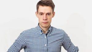 «Жуть»: в продаже появились футболки с цитатами Юрия Дудя