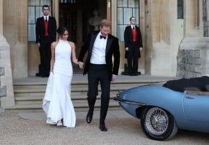 Названы самые стильные модели свадебных платьев