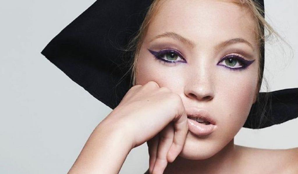 Дочка Кейт Мосс – новое лицо косметической линии Marc Jacobs
