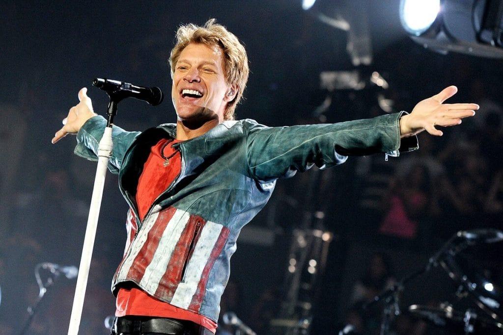 Рок-группа Bon Jovi даст концерт в России спустя 30 лет
