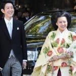Японская принцесса вышла замуж
