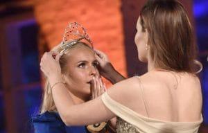 Девушка с русскими корнями выиграла титул «Мисс Финляндия-2018»