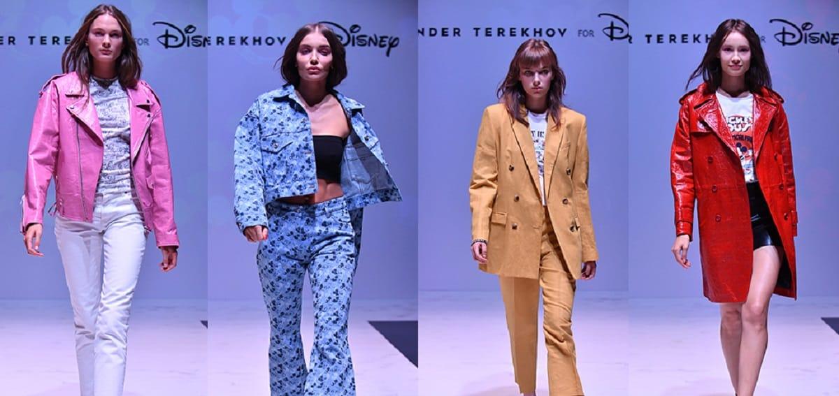 Российский дизайнер Александр Терехов создал коллекцию совместно с Disney