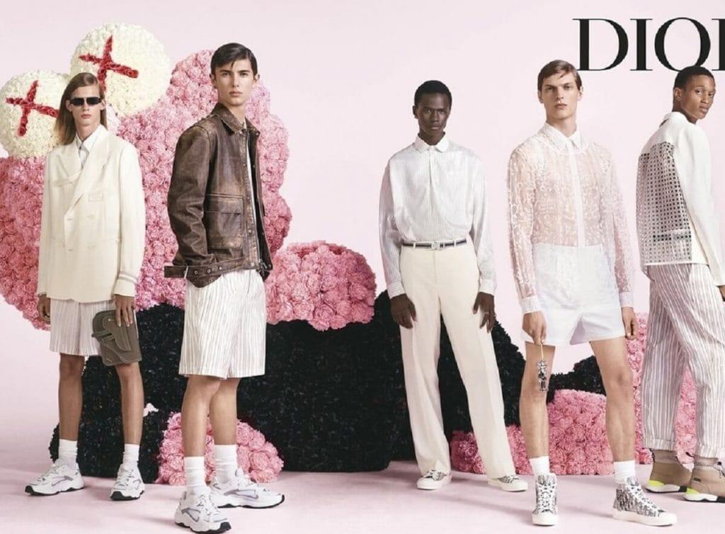 Принц Дании снялся в рекламе новой коллекции Dior Homme
