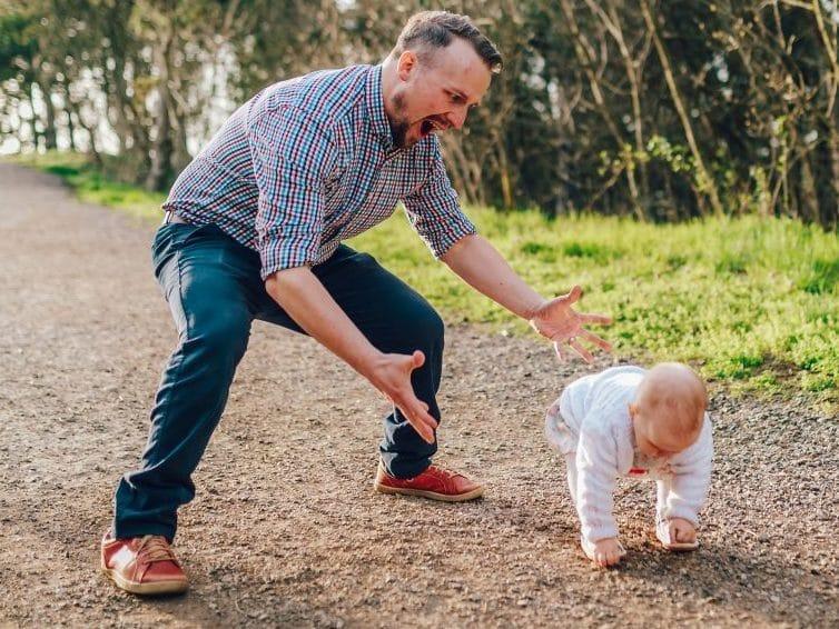 Папа может: чем отцу занять ребенка, пока мама отдыхает