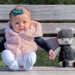 Пятимесячная девочка стала самым юным тревел-блогером