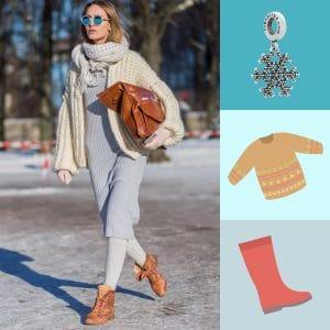 В ожидании снега: лучшие украшения в зимнем стиле