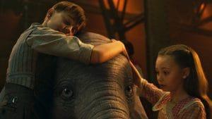 Вышел трейлер семейного фильма «Дамбо» с Евой Грин