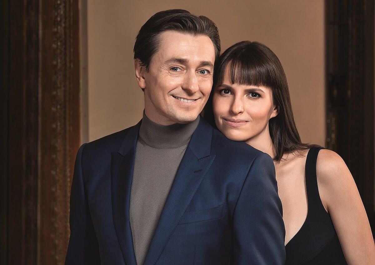 Сергей Безруков стал отцом во второй раз