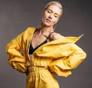 Певица Юлия Паршута создала свой бренд одежды