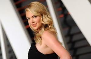 Модель Кейт Аптон впервые стала матерью