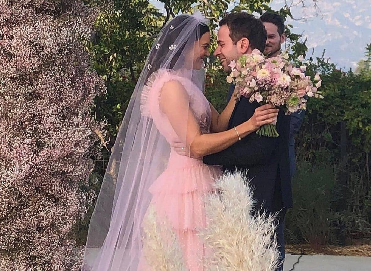 Актриса Мэнди Мур вышла замуж за музыканта – первые фото