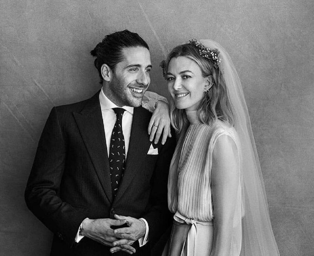 Самая богатая наследница в мире вышла замуж