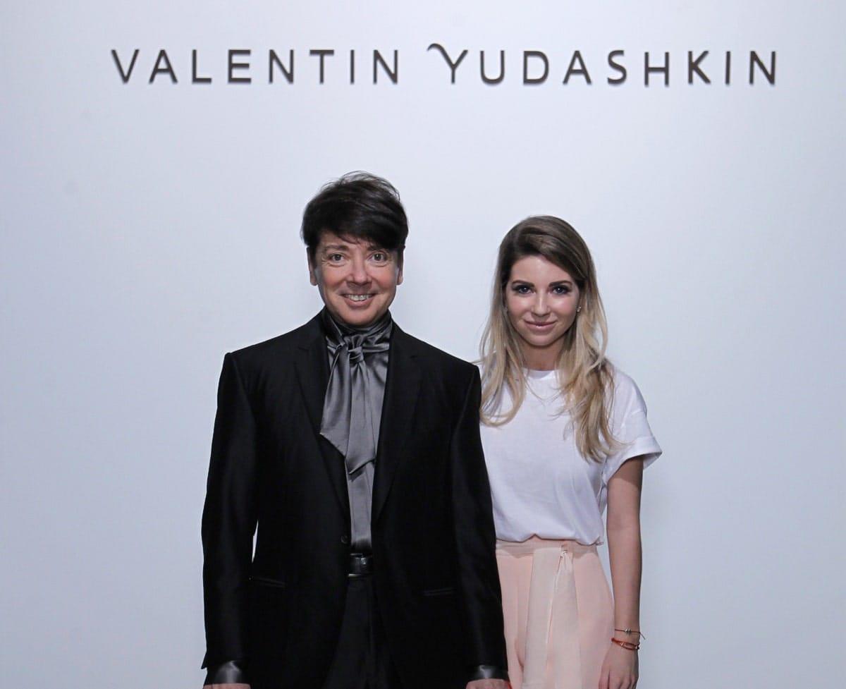Дочка Валентина Юдашкина запустила свой бренд одежды