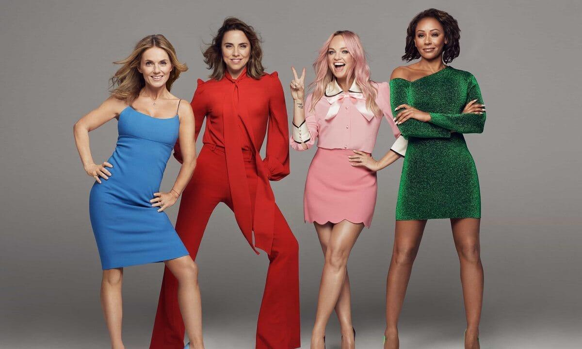 Spice Girls снова вместе: новые гастроли спустя 10 лет