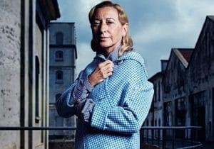 Миучча Прада получит премию за особые достижения в области моды