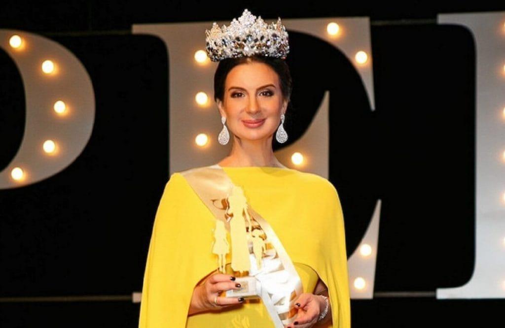 Телеведущая Екатерина Стриженова стала «Super Мамой» 2018 года