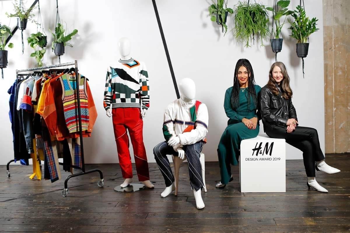 Бренд H&M объявил победителя премии Design Award-2019