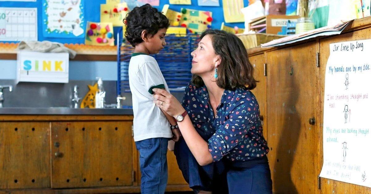 Вышел трейлер фильма «Воспитательница» с Мэгги Джилленхол