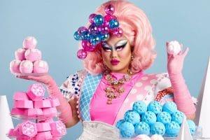 Lush выпустил новогоднюю коллекцию косметики