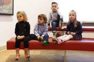 В России выпустили коллекцию «сказочных» носков