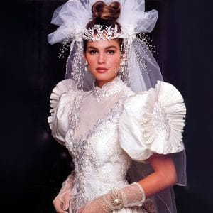 Ретро-свадьба: как менялась мода на свадебные наряды в XX веке