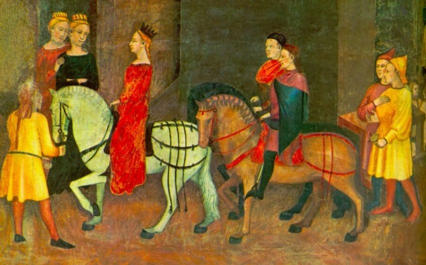 Стили древнегреческой живописи