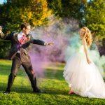 Trash the dress: самый необычный тренд свадебной фотосъемки