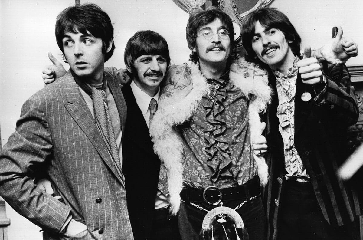 Новый клип The Beatles на песню Back in the U.S.S.R.