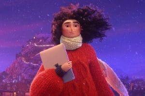 Компания Apple выпустила трогательный мультфильм про художницу