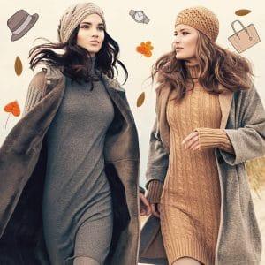 Стильный ноябрь: актуальные образы, которые не дадут замерзнуть