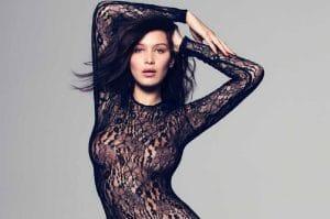 Модель Белла Хадид попала в список самых стильных людей года