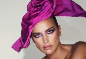 Ирина Шейк стала лицом Marc Jacobs Beauty в России
