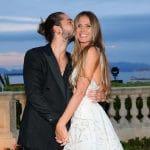 45-летняя модель Хайди Клум обручилась с 29-летним Томом Каулитцем