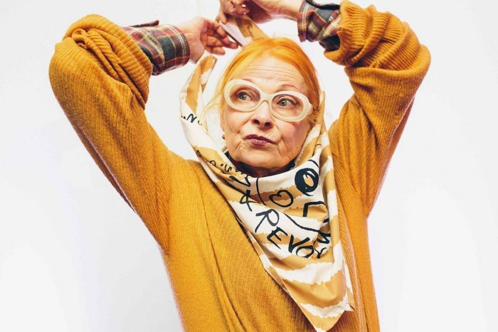 77-летняя Вивьен Вествуд получит премию Fashion Awards