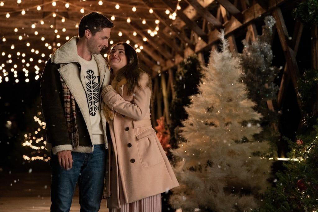 Вышел трейлер романтической комедии «Рождество Белоснежки»