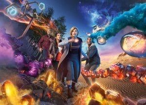 Вышел трейлер праздничного эпизода сериала «Доктор Кто»